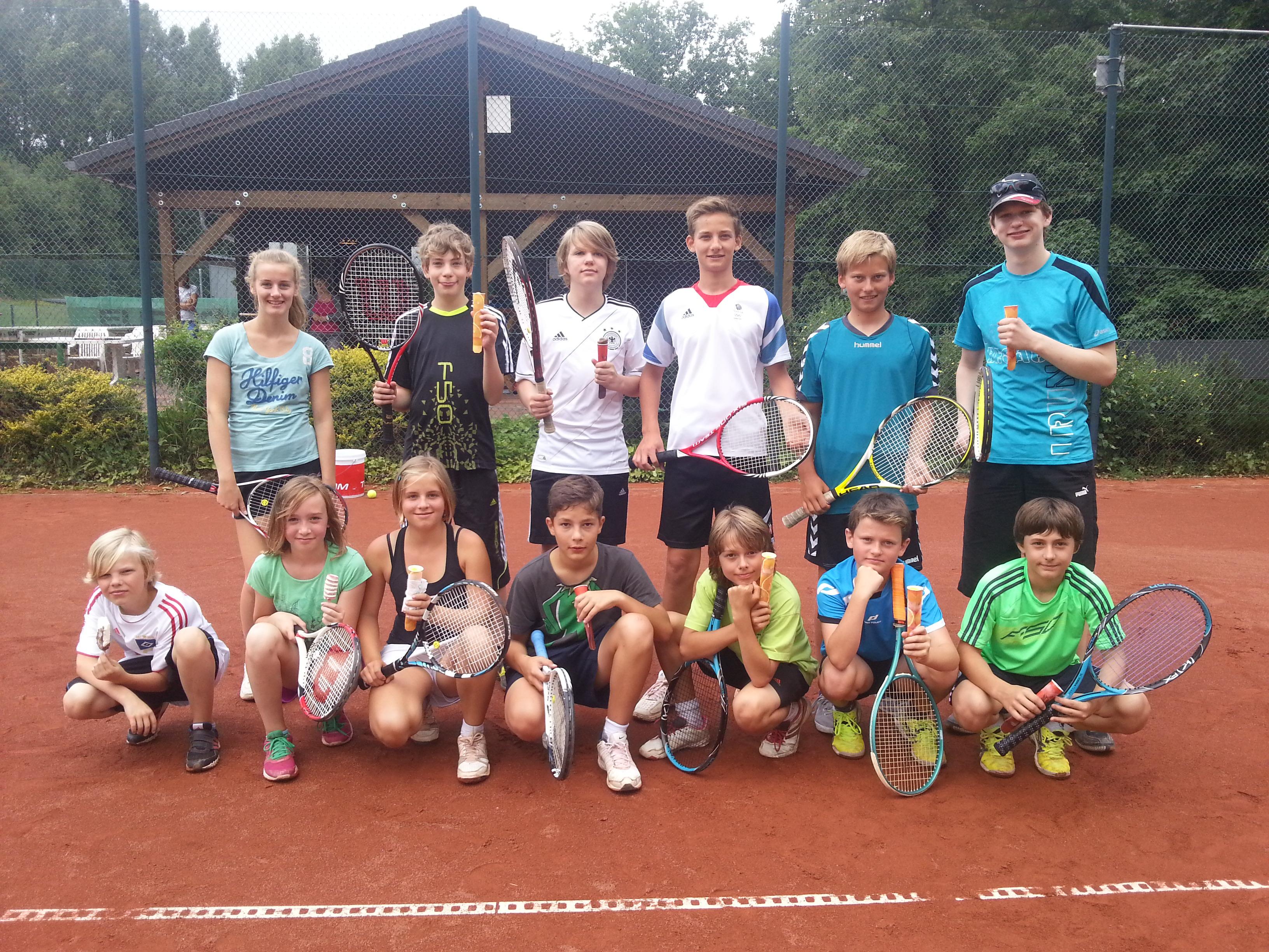 3. Gebhardshainer Tenniscamp 310713 2