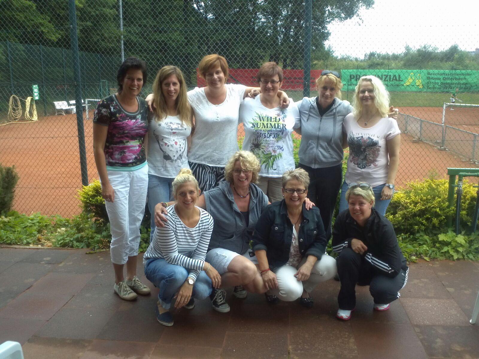 Damen 30 Gebhardshain - Aufstieg 2015-2